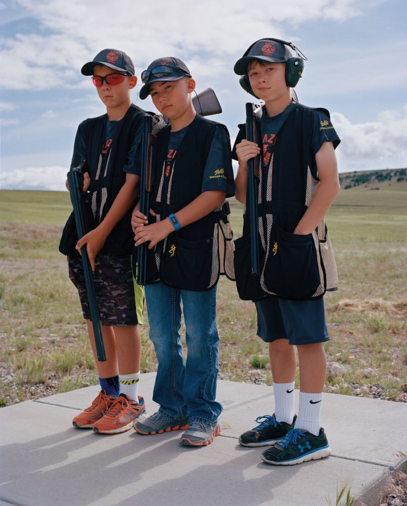 BIRTH Production - Photographers > GUN COUNTRY - Image1